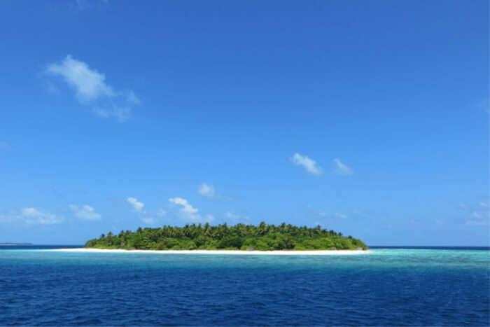 Maldives Desert Islands