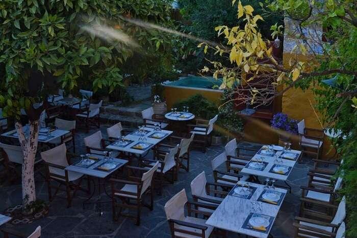 Marco Polo Cafe