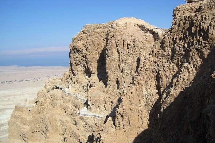 desert fortress
