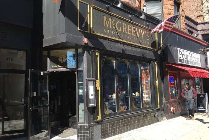 McGreevy's Sports Bar