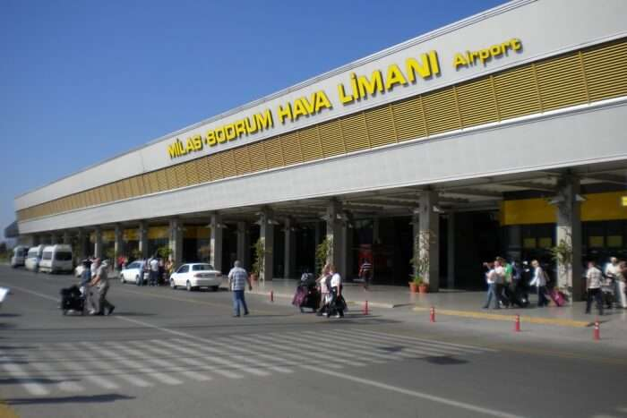 Milas- Bodrum Airport