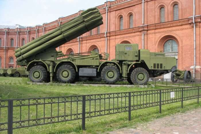 Military Historical Artillery Museum
