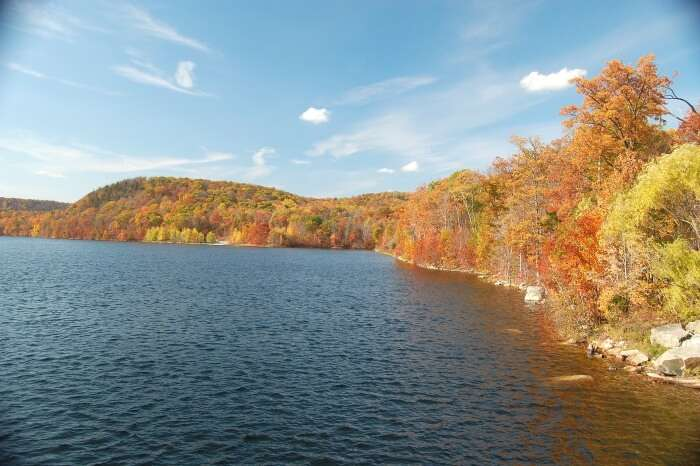 Monksville Reservoir