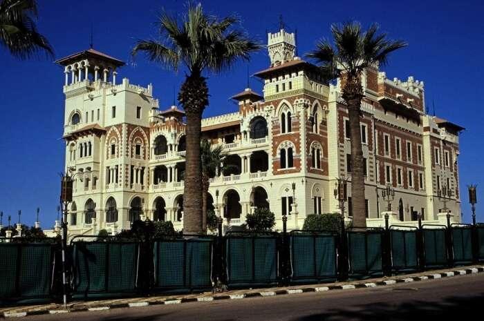 Montaza Palace