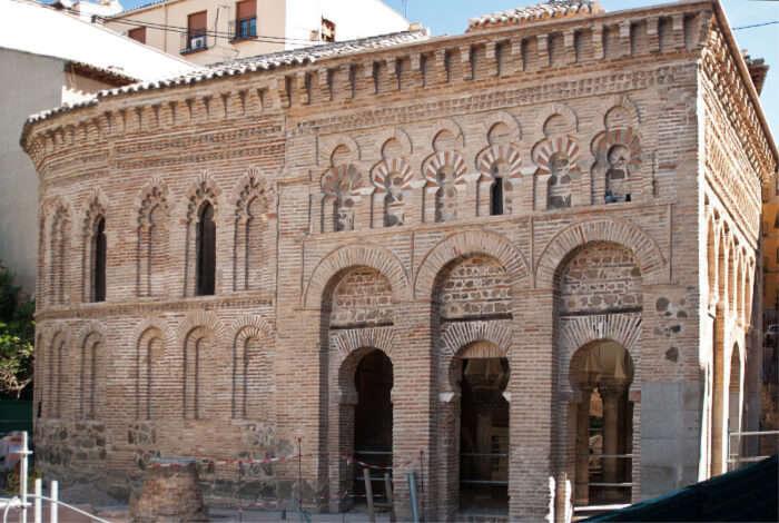 Mosque of Cristo de la Luz, Toledo