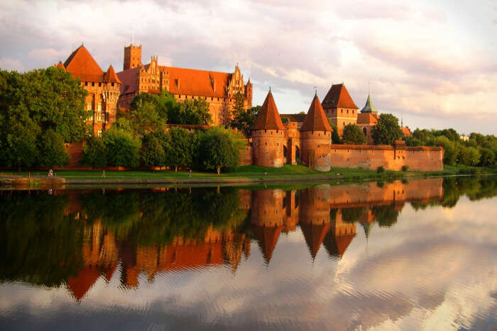 Most attractive sights of Malbork Castle