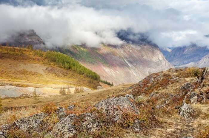 Mount Burkitaul