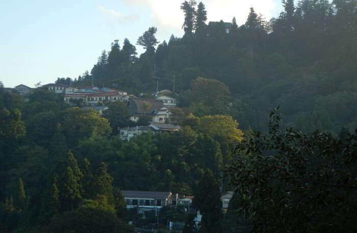 Mount Mitake
