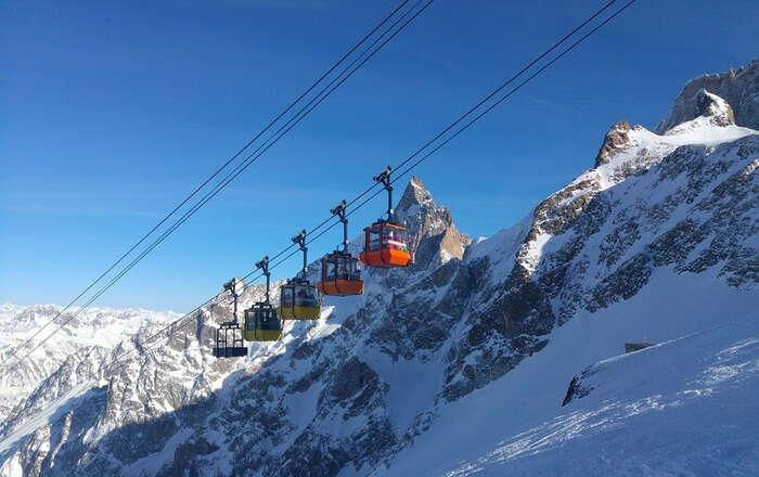 Gondola Cable Car