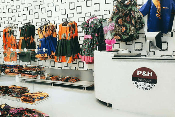 Msasani City Mall for High-end Boutiques
