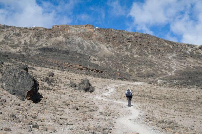 Mt. Kilimanjaro - Rongai Route
