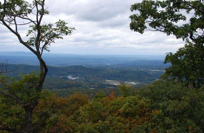 Mt. Tammany View