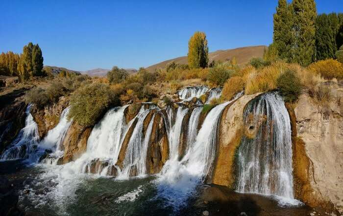 historical Waterfall