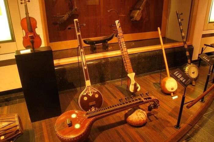 Musical Instrument Museum