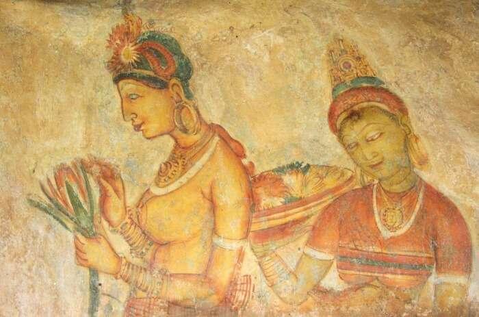 Mythology Behind Sigiriya