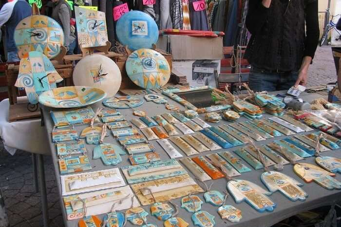 Nahalat Binyamin Art & Crafts Fair