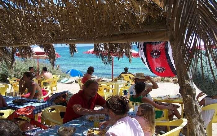 fantastic Beach Restaurant