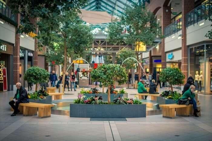 Newton Shopping Center