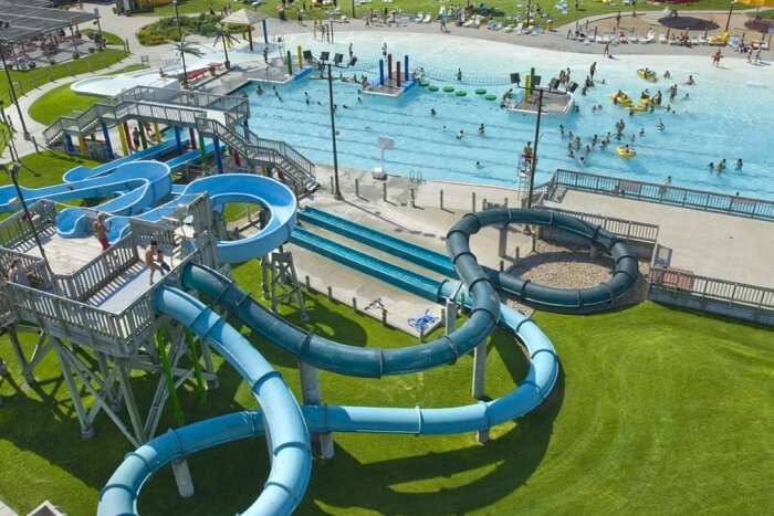 Oasis Water Park