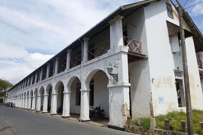 Old Dutch Hospital