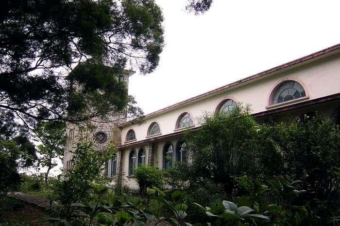 Beautiful monastery