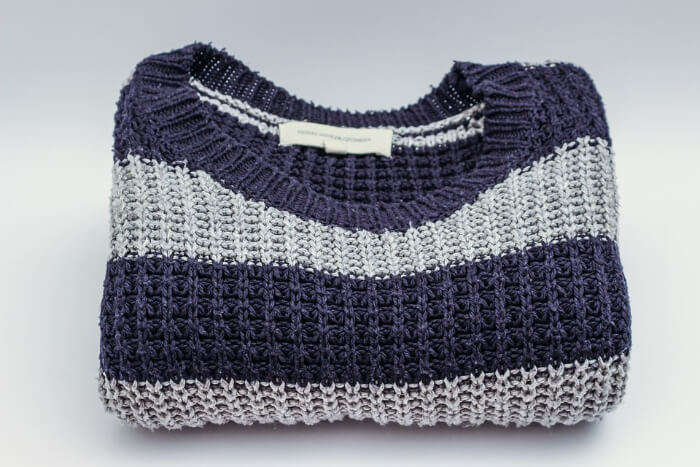 Sweater and warm cloth