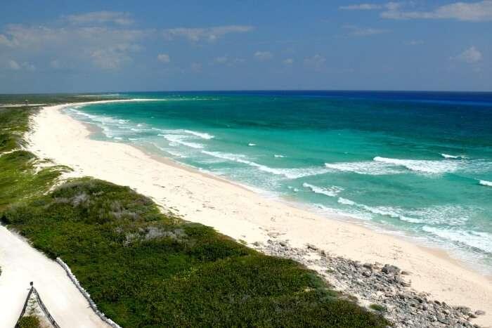 Punta Bete Beach