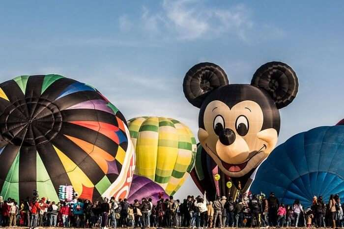 Putrajaya International Hot Air Balloon Fiesta