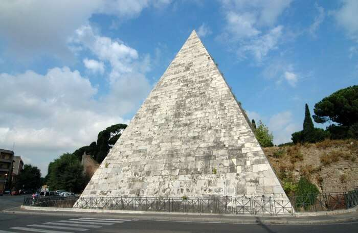 Pyramid of Cestius