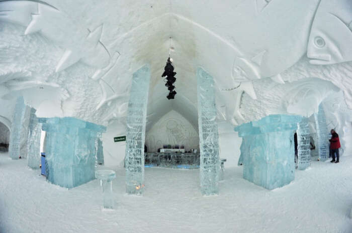Quebec Ice Hotel