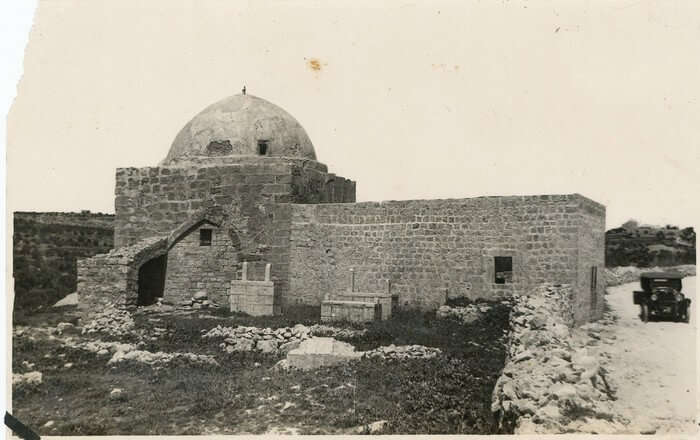 Rachel's Tomb