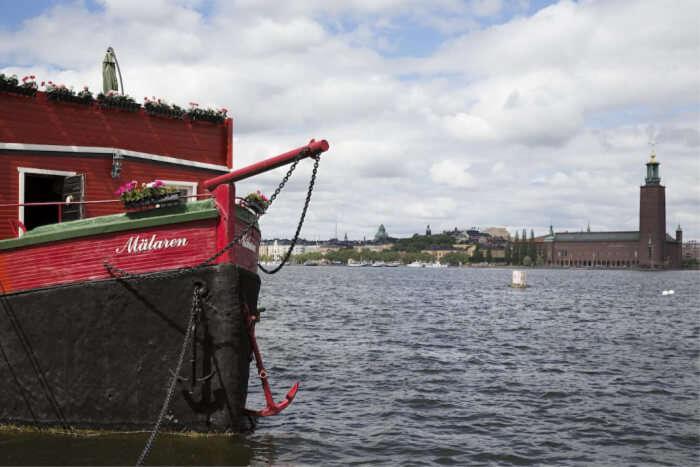 Red Boat Malaren