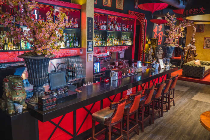 Restaurant Asian Temple