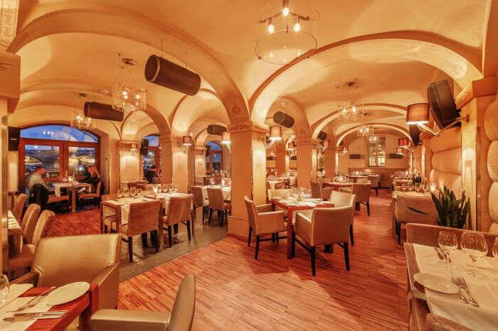 Restaurant Hergetova Cihelna