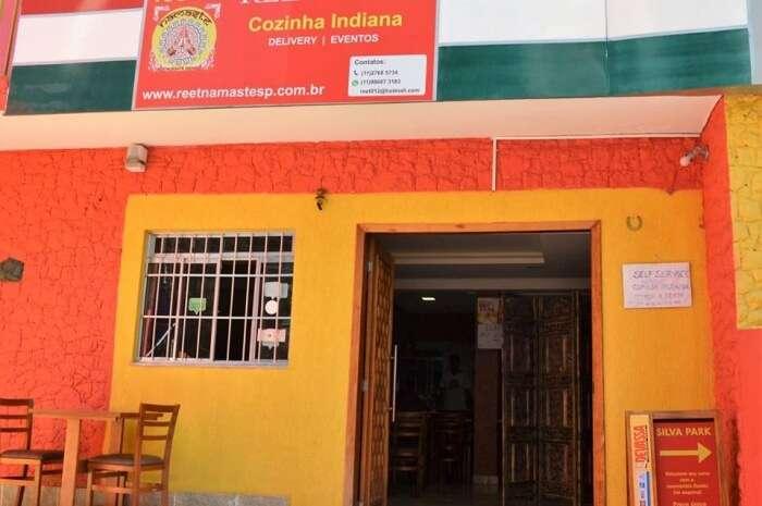 Restaurante Reet Namastê
