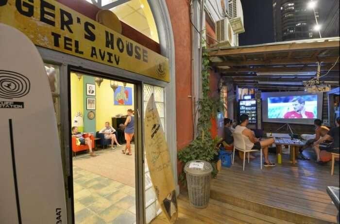 Roger's House Tel Aviv