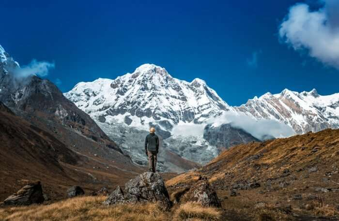 Route Of Annapurna Base Camp Trek