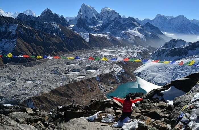 Route Of Gokyo Ri Trek