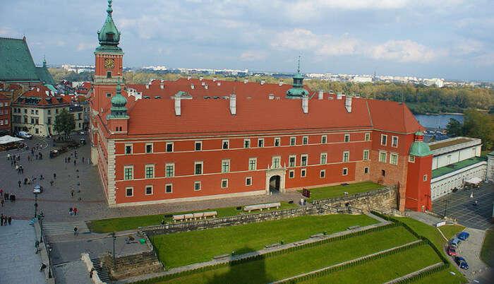 Royal Castle in Warsaw