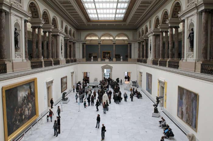 Royal Museums of Fine Arts of Belgium in Belgium