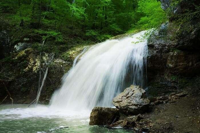 Rufabgo waterfalls