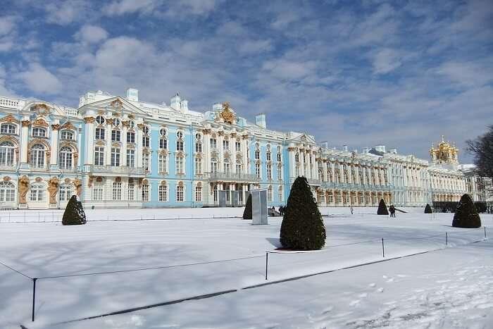 Russia in Winter