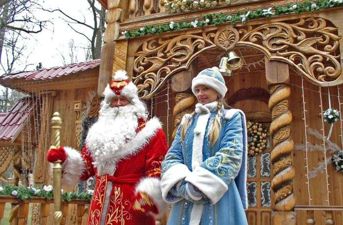 Russian-Christmas-Tradition