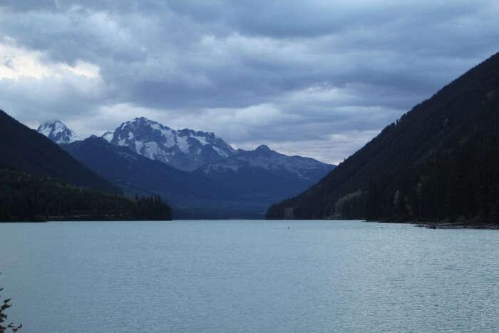 Sea to Sky Highway, British Columbia