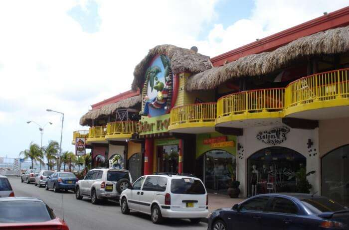 Senor Frogs Restaurant