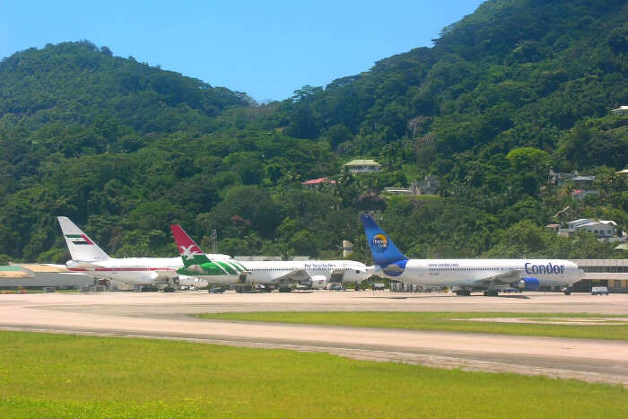 Seychelles International Airport