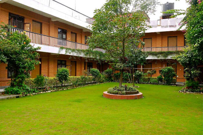 Park of Guest House