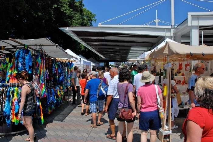 Shop at Portland Saturday Market