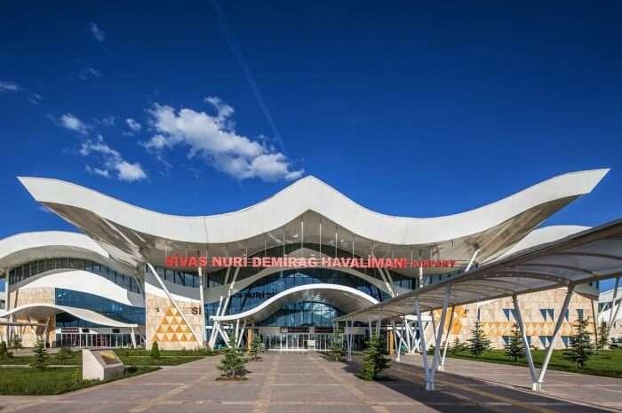 Sivas Airport