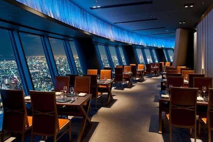 Sky Restaurant 634